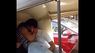 Indian Teen in Auto