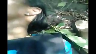 Kerala College Chick Sobbing with Pain,