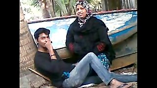 Bangladeshi bhabhi lovemaking her youthfull devor outdoor - Wowmoyback